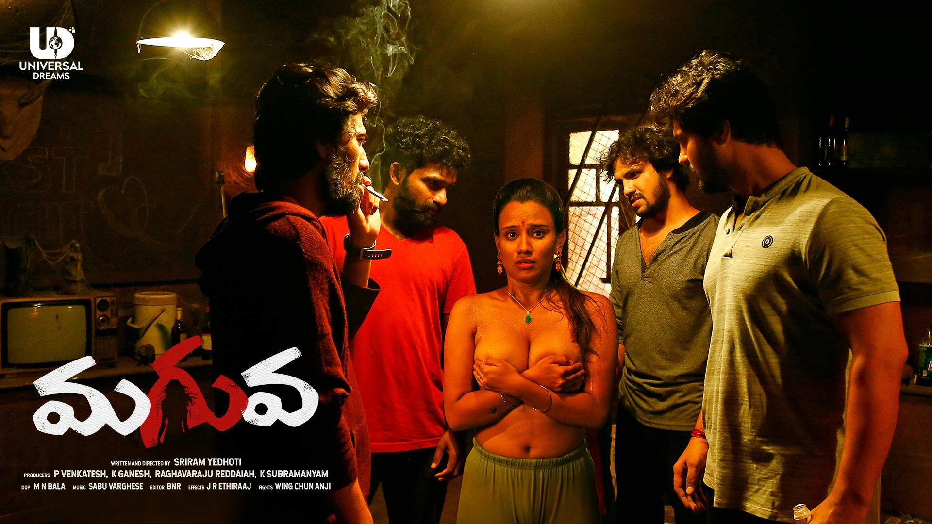 18+ Maguva 2020 Telugu 720p HDRip 497MB Download