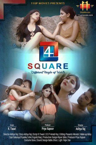 FourSquare 2020 S01E02 Hindi 11UpMovies Web Series 720p HDRip Download