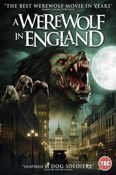 A Werewolf in England 2020 English 720p HDRip 800MB | 320MB Download