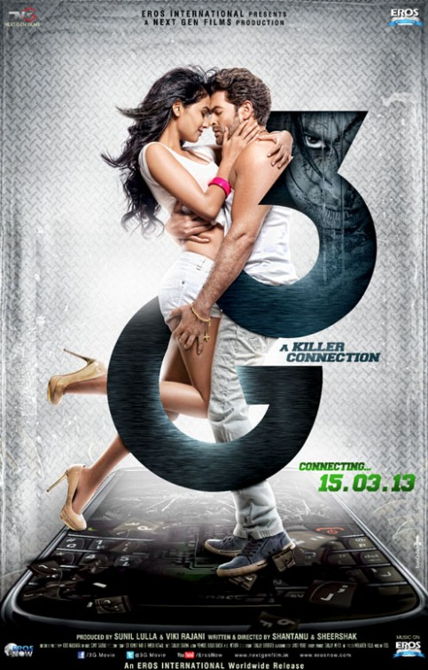 3G: A Killer Connection 2013 Hindi 400MB HDRip ESub