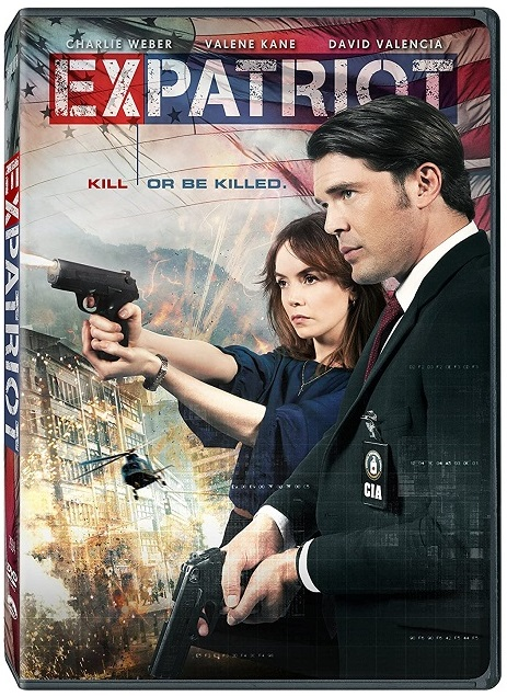 ExPatriot 2017 Hindi ORG Dual Audio 720p UNCUT HDRip ESub 950MB Download