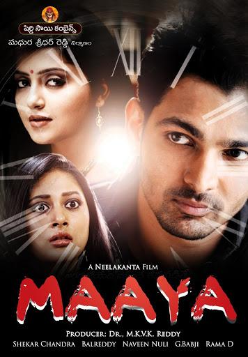 Maaya 2020 Hindi Dubbed 720p HDRip 400MB Download
