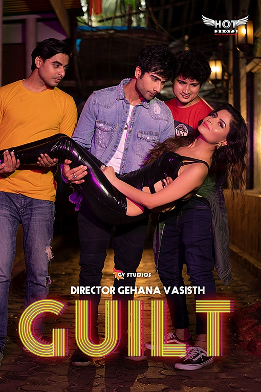 18+ Guilt 2020 HotShots Originals Hindi Short Film 720p HDRip 200MB