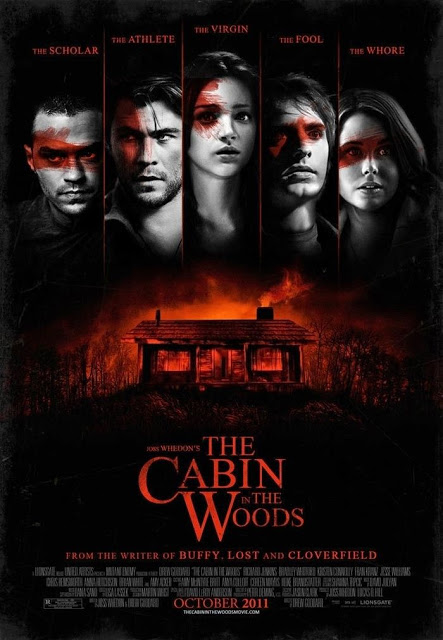 The Cabin in the Woods 2011 Hindi ORG Dual Audio 720p BluRay 700MB Download