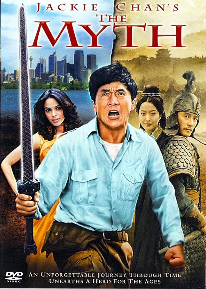 The Myth 2005 Hindi Dual Audio 400MB BluRay ESub