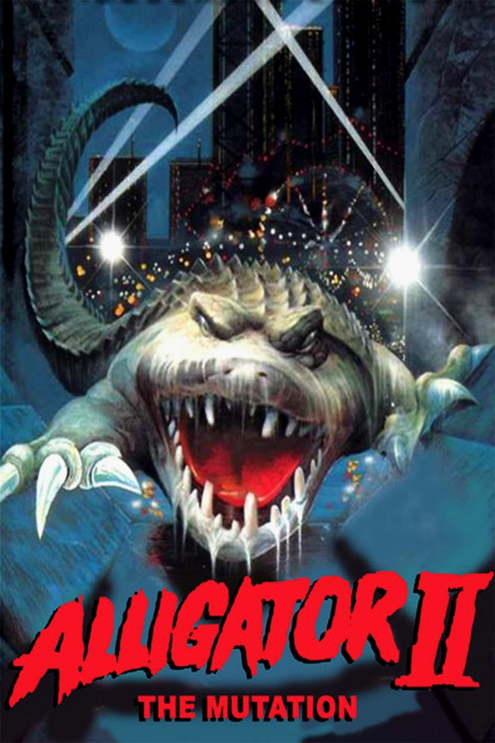 Alligator II: The Mutation 1991 Hindi Dual Audio 300MB BluRay ESub Download