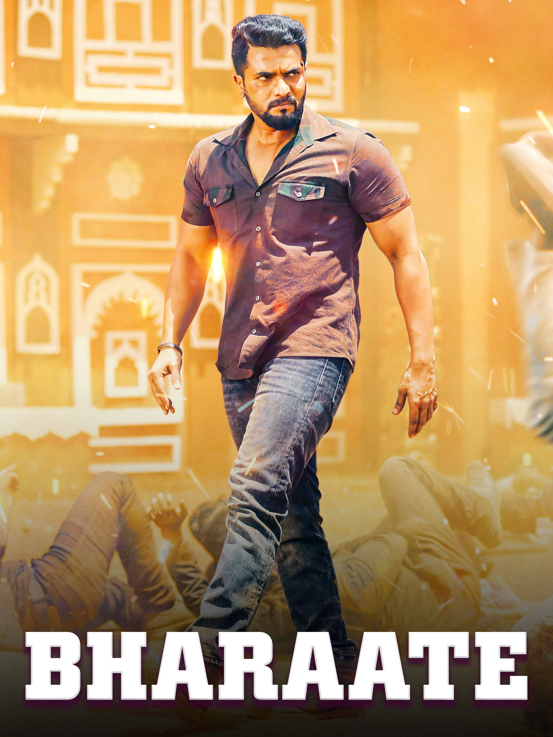 Bharaate 2020 Hindi Dubbed 720p HDRip 900MB Download