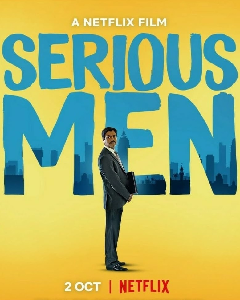 Serious Men 2020 Hindi Netflix 720p WEB-DL 900MB