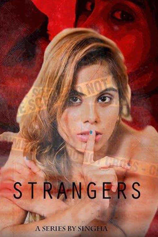 18+ Strangers 2020 S01E02 Hindi 11Upmoives Web Series 720p HDRip 300MB x264 AAC