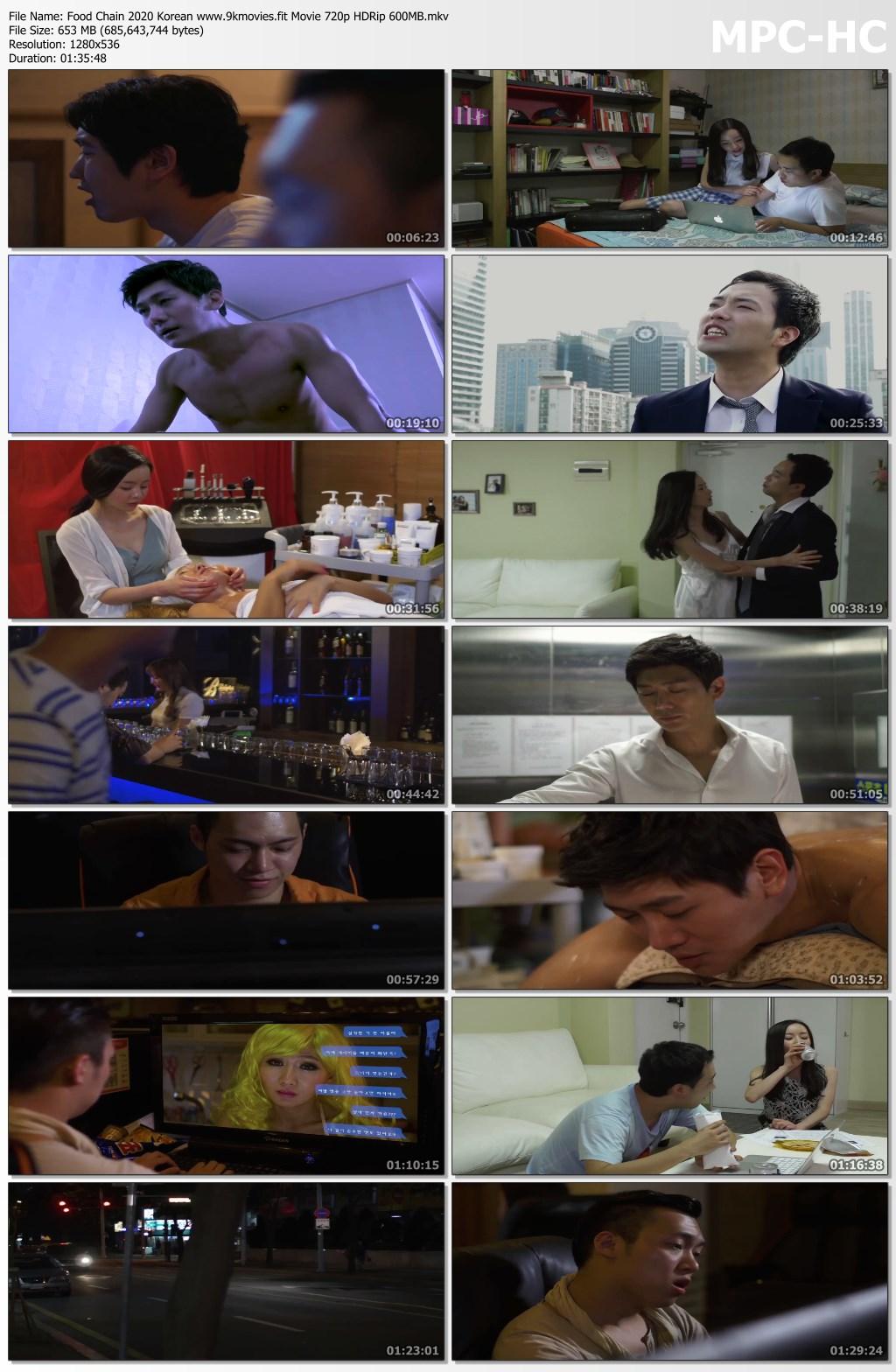 Food Chain 2020 Korean www.9kmovies.fit Movie 720p HDRip 600MB.mkv thumbs