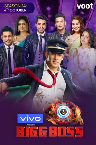 Bigg Boss S14 EP16 (19 October 2020) Hindi Full Show 720p HDRip 500MB | 250MB