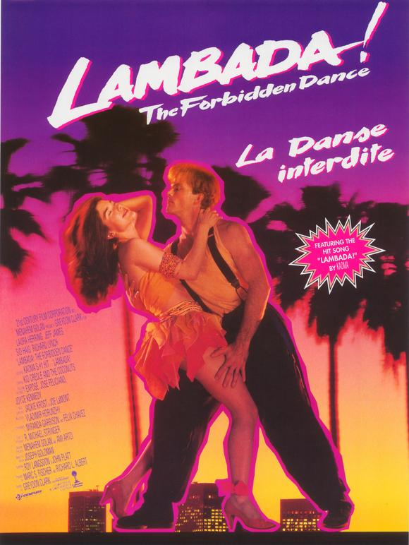 18+ The Forbidden Dance 1990 English 720p HDRip 894MB Download