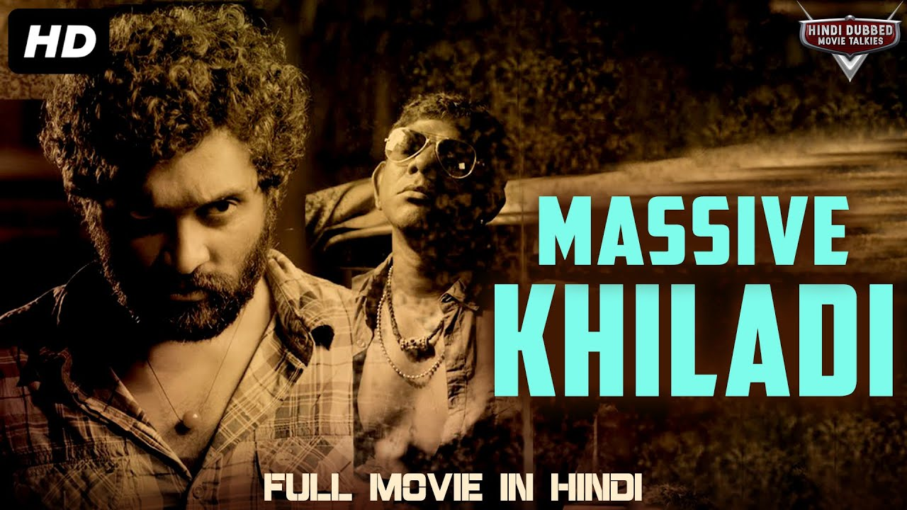 Massive Khiladi 2020 Hindi Dubbed 350MB HDRip 480p Download