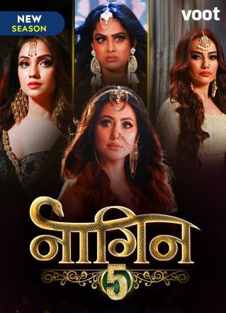 Naagin S05 (17th January 2021) Hindi Full Show 720p HDRip 300MB