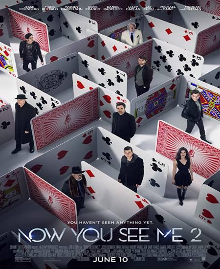 Now You See Me 2 2016 Dual Audio Hindi 1080p Bluray x264 2.1GB Esubs