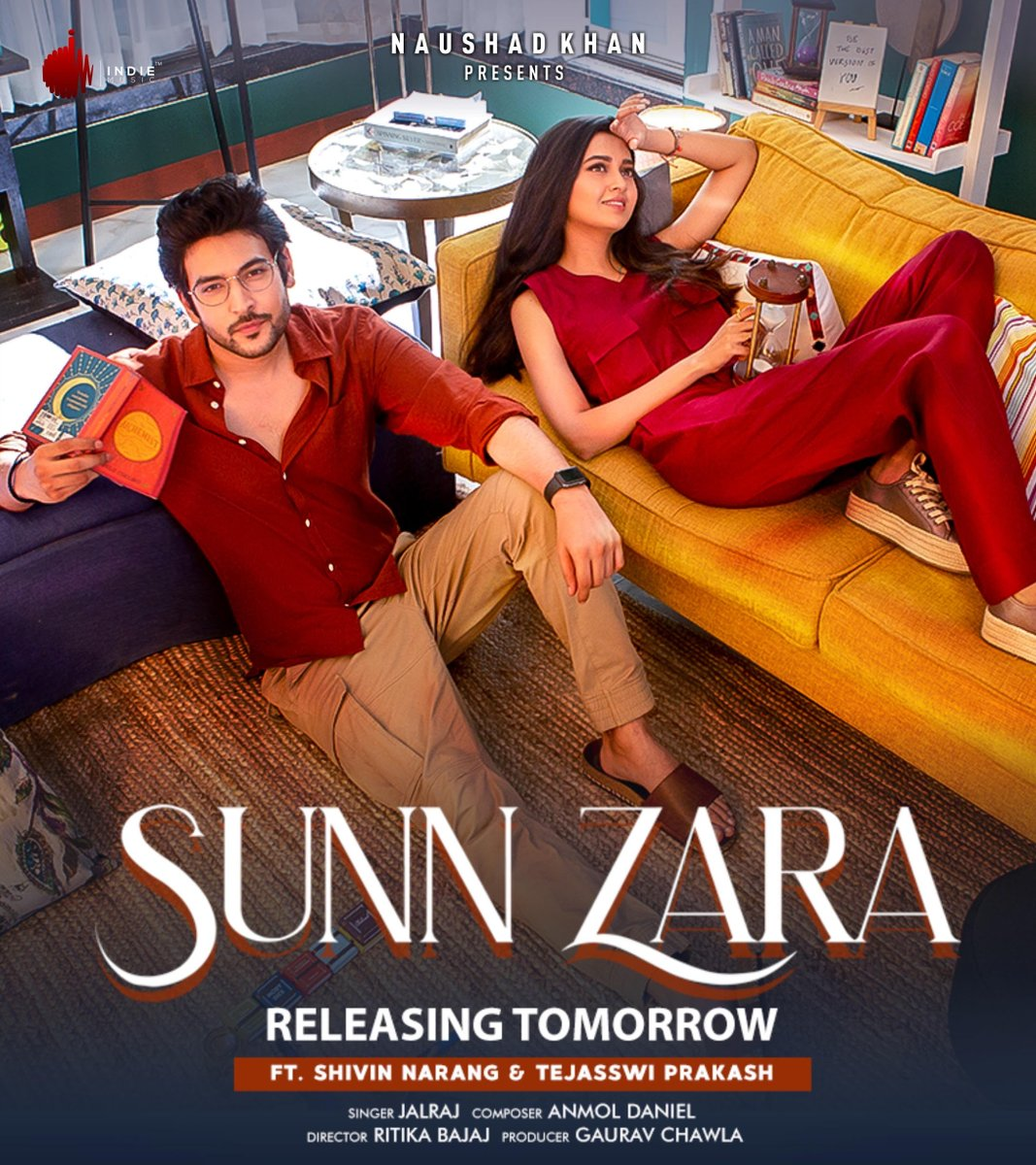 Sunn Zara By JalRaj Official Video Song 1080p HDRip 50MB Download