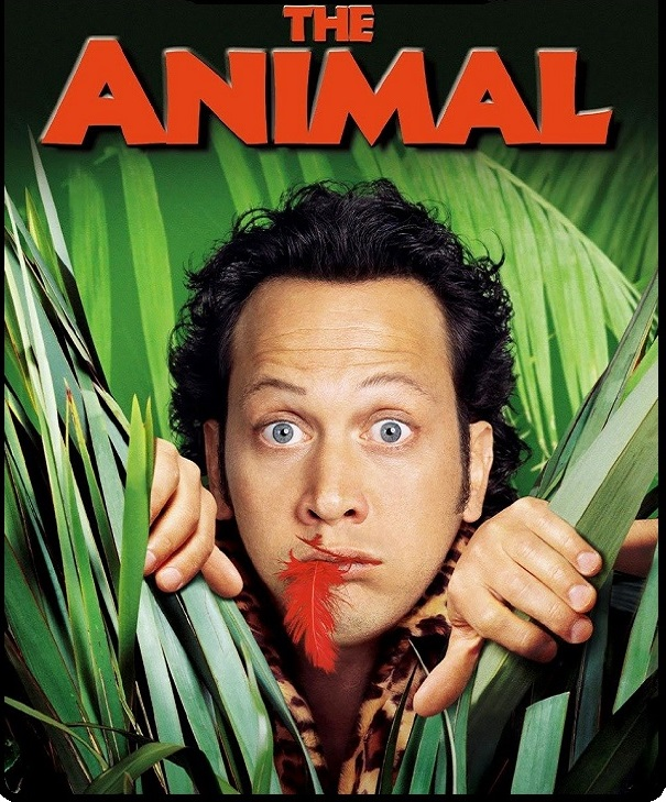 Download The Animal 2001 Hindi ORG Dual Audio 300MB HDRip ESub