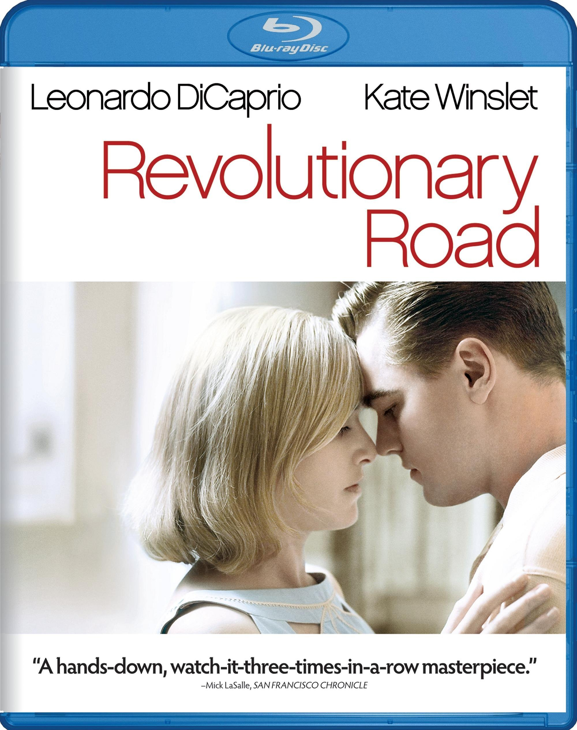 Revolutionary Road 2008 Hindi ORG Dual Audio 480p BluRay ESub 400MB x264 AAC
