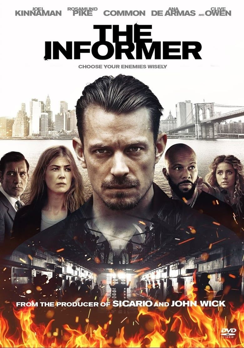 The Informer 2019 Dual Audio Hindi ORG 300MB BluRay 480p ESubs Download