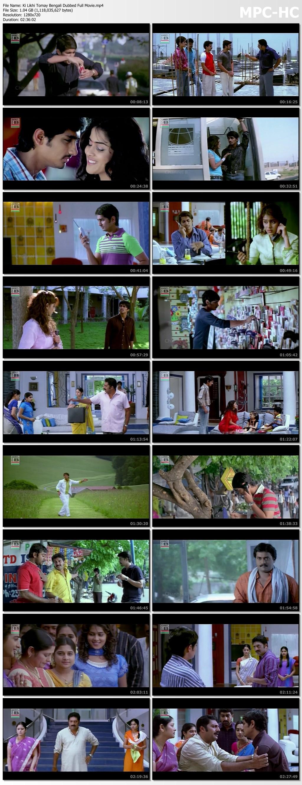 Ki Likhi Tomay Bengali Dubbed Full Movie.mp4 thumbs