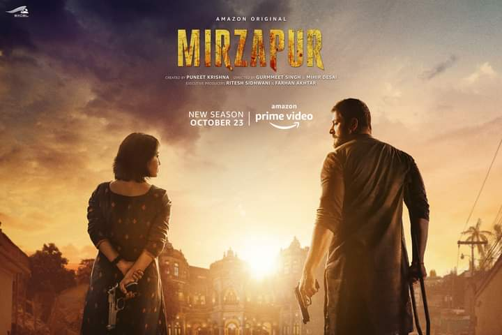 Mirzapur 2020 S02 Hindi Amazon Prime Web Series Official Trailer 720p HDRip 35MB Download