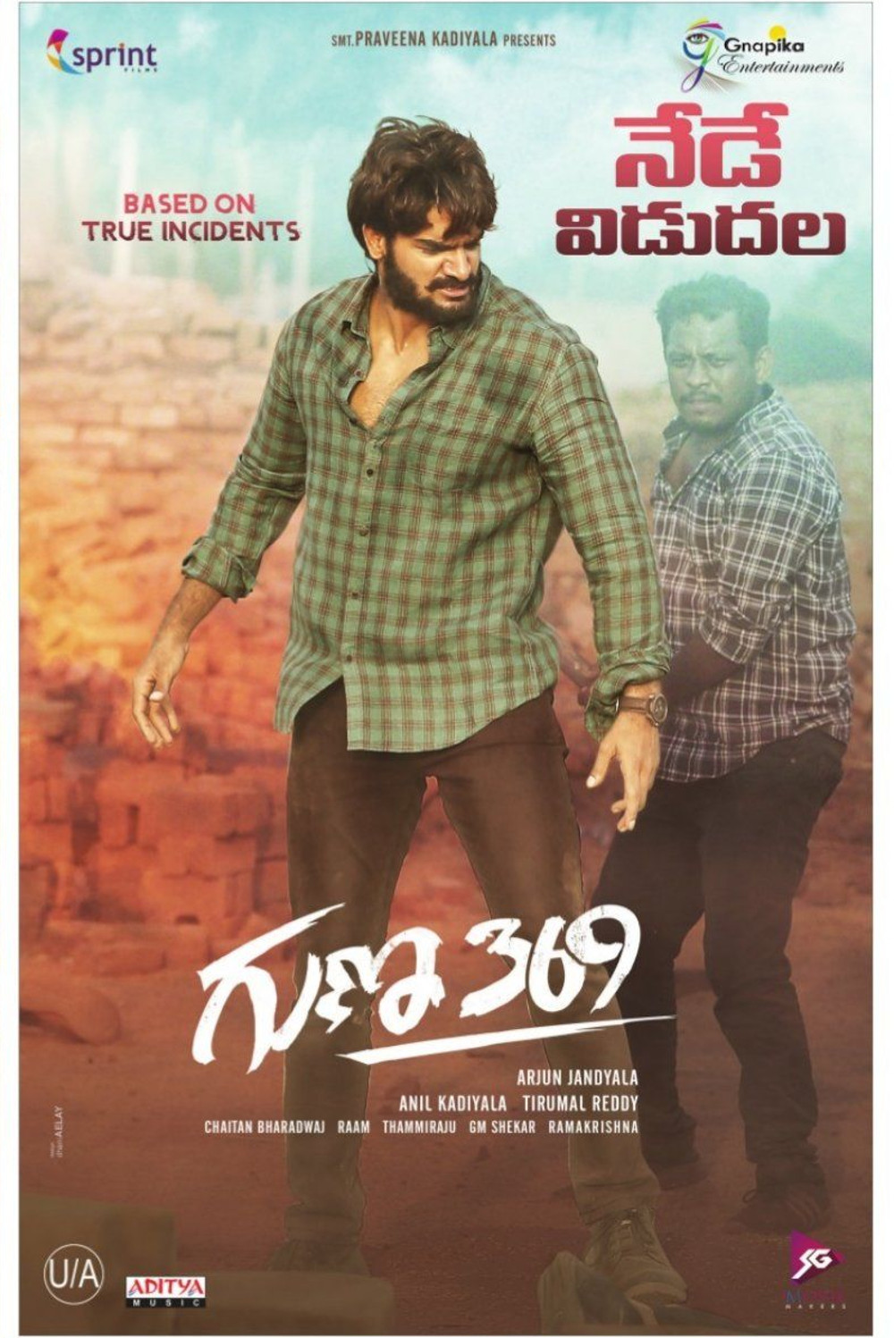 Guna 369 2019 Telugu 720p HDRip 1495MB ESubs Download