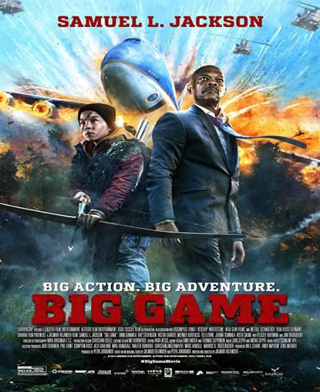 Big game 2014 Dual Audio Hindi 1080p BluRay x264 1.5GB