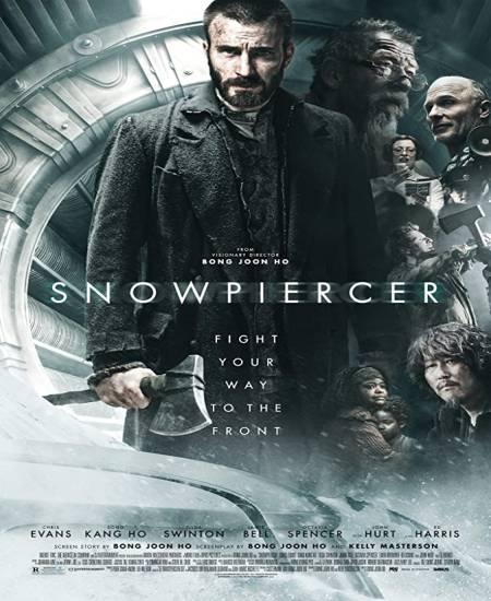 Snowpiercer 2013 Dual Audio Hindi 1080p BluRay x264 Esubs