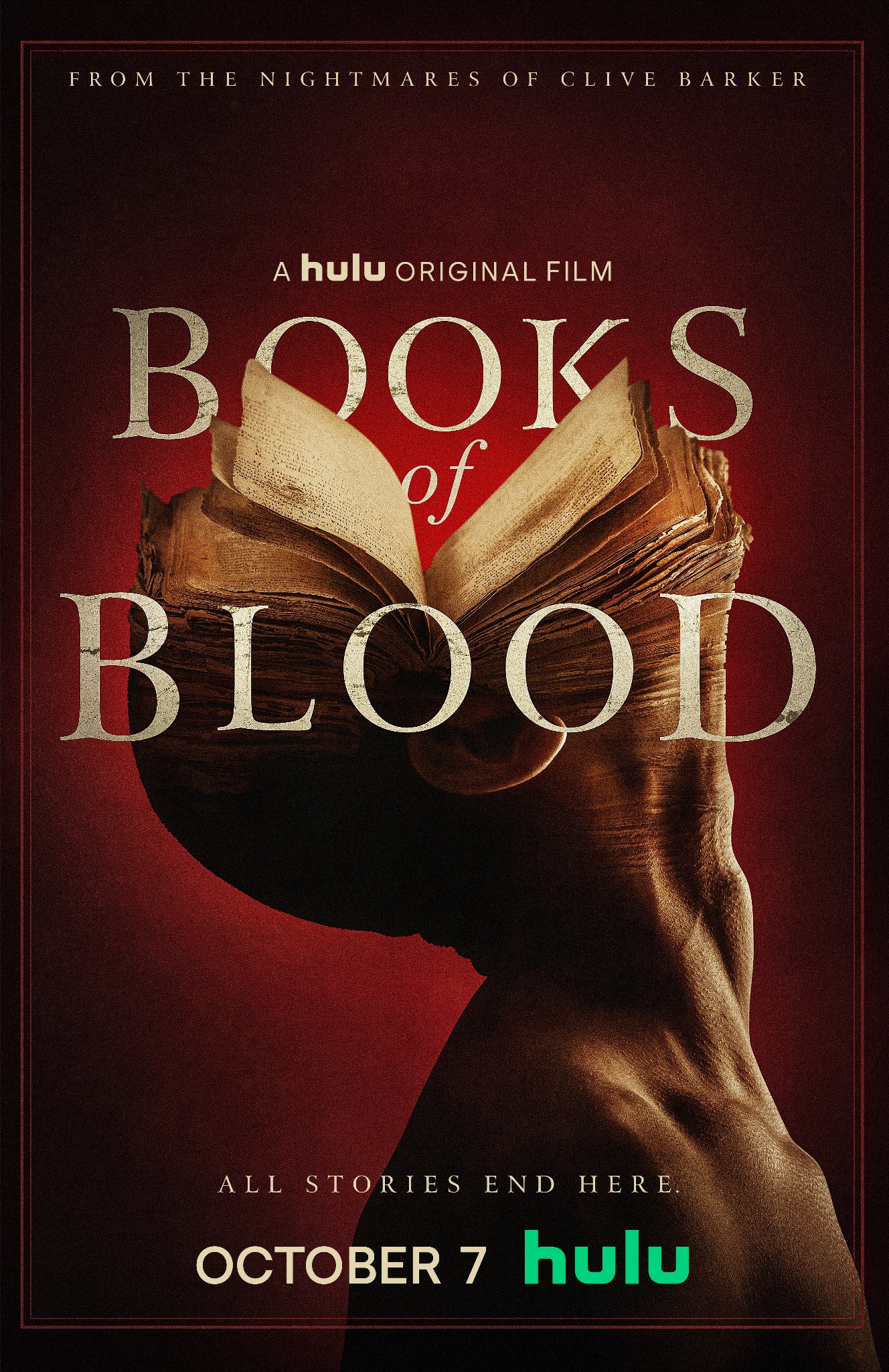 Books of Blood 2020 English Full Movie 720p HDRip ESub 800MB Download