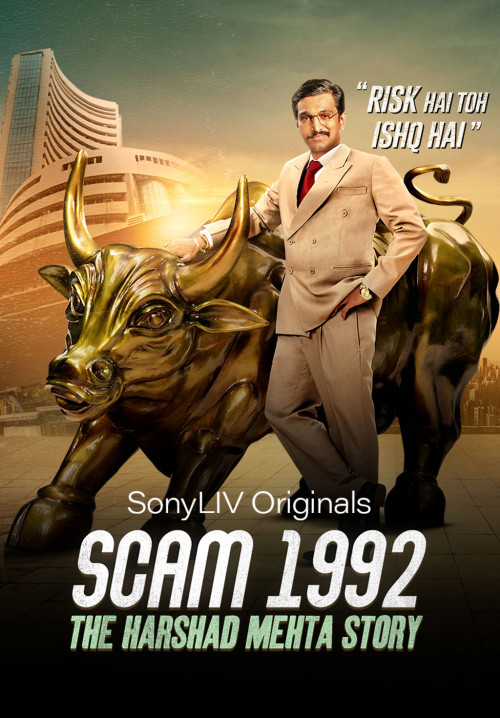 Scam 1992 The Harshad Mehta Story S01 2020 Hindi Full Complete Web Series 720p WEB-DL Esubs