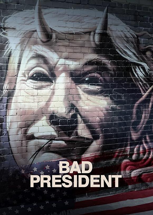 Bad President 2020 English 300MB HDRip Download