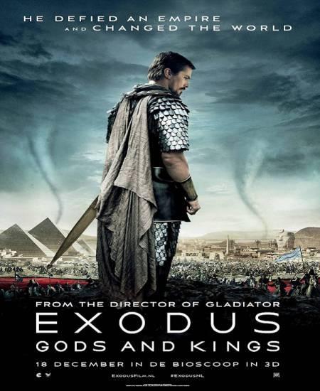 Exodus Gods And Kings 2014 Dual Audio Hindi 1080p BluRay x264 2.3GB Esubs