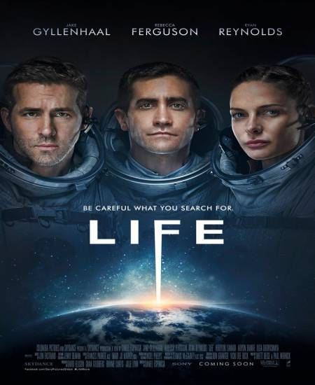 Life 2017 Dual Audio Hindi 1080p BluRay x264 1.8GB Esubs