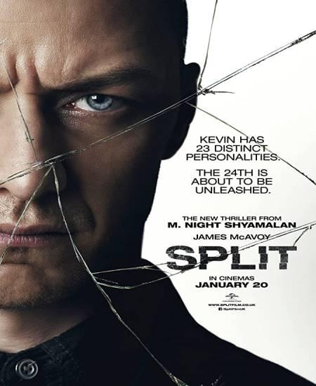 Split 2016 Dual Audio Hindi 1080p BluRay x264 2.3GB Esubs