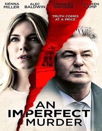 An Imperfect Murder 2020 English 720p HDRip 800MB Download