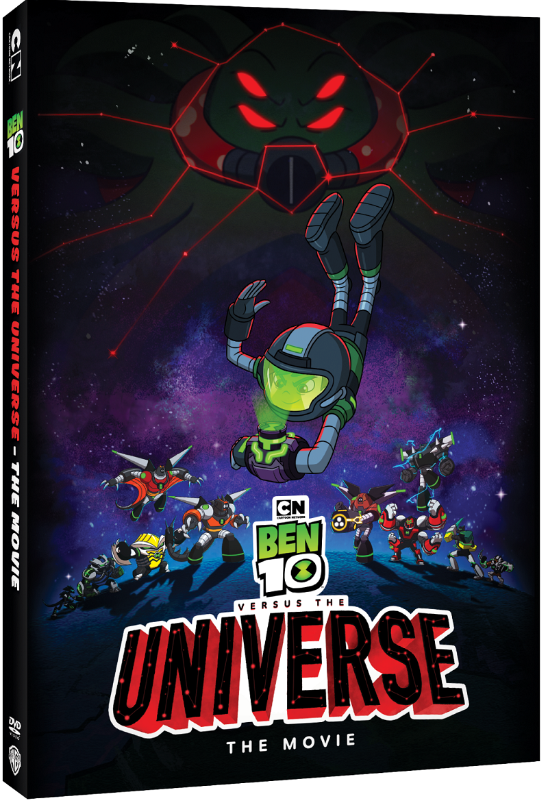 Ben 10 vs The Universe The Movie (2020) English 250MB HDRip Download