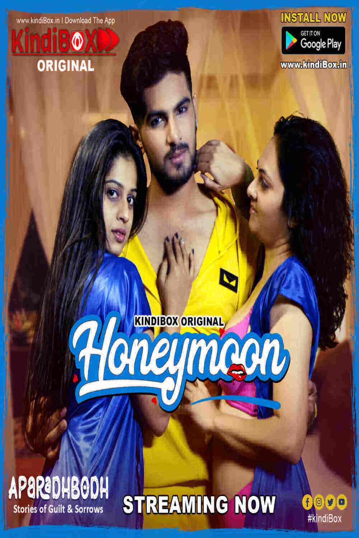 Honeymoon 2020 Hindi S01 Episode 02 Kindibox 720p HDRip 130MB Download