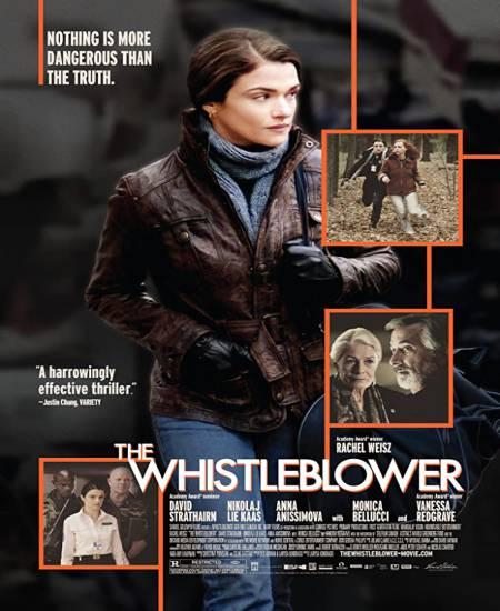 The Whistleblower 2011 Dual Audio Hindi 1080p HDRip x264 1.4GB ESub