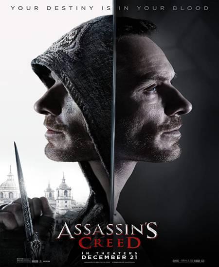 Assasins Creed 2016 Dual Audio Hindi ORG 1080p BluRay x264 1.9GB