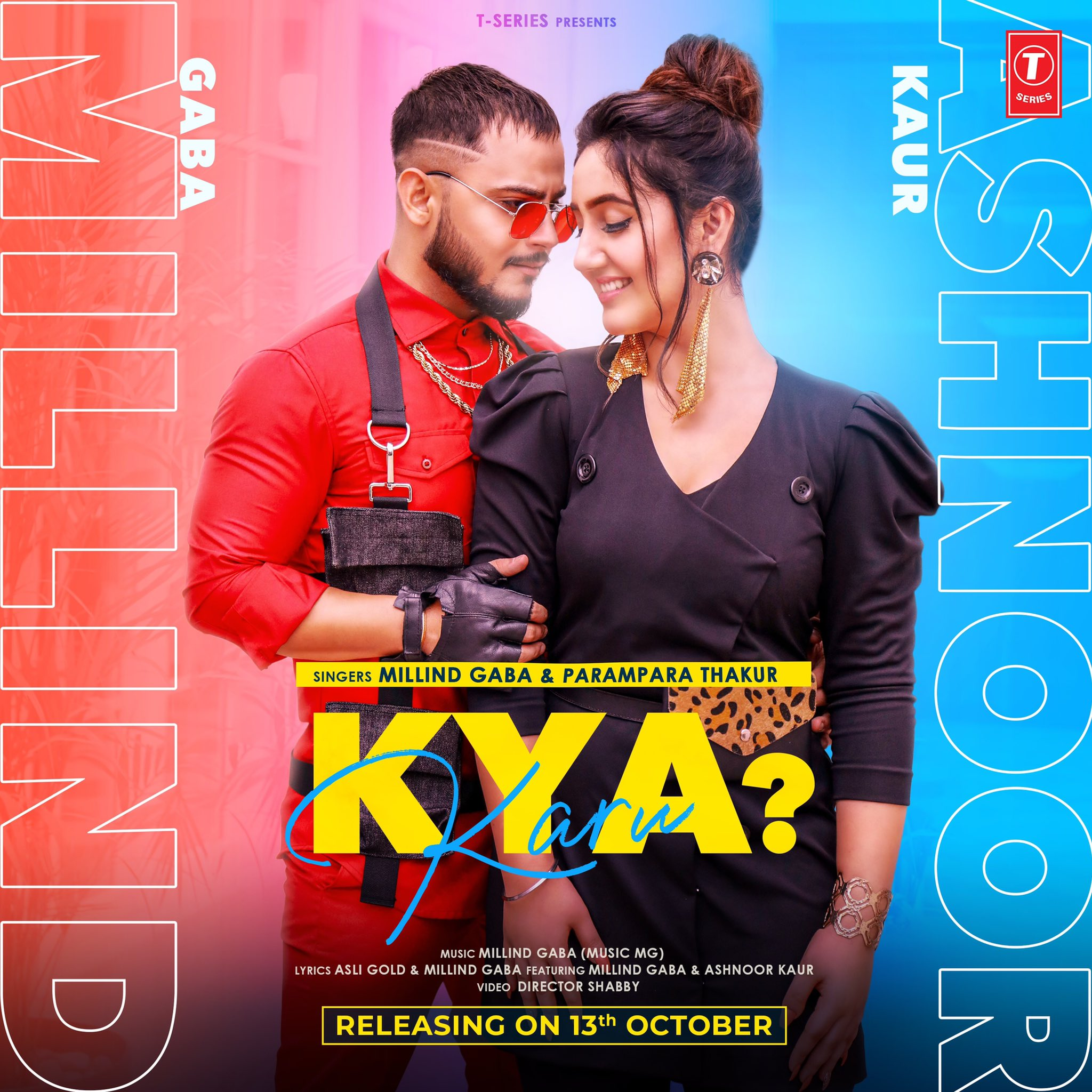 Kya Karu By Millind Gaba & Parmpara Official Music Video 1080p HDRip 103MB Download