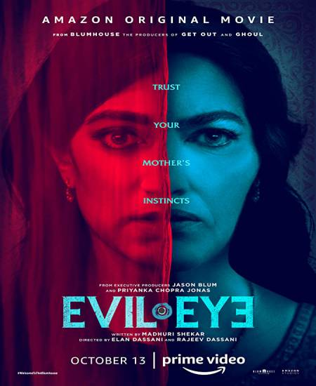 Evil Eye 2020 Dual Audio Hindi ORG 1080p AMZN HDRip ESubs x264 1.4GB