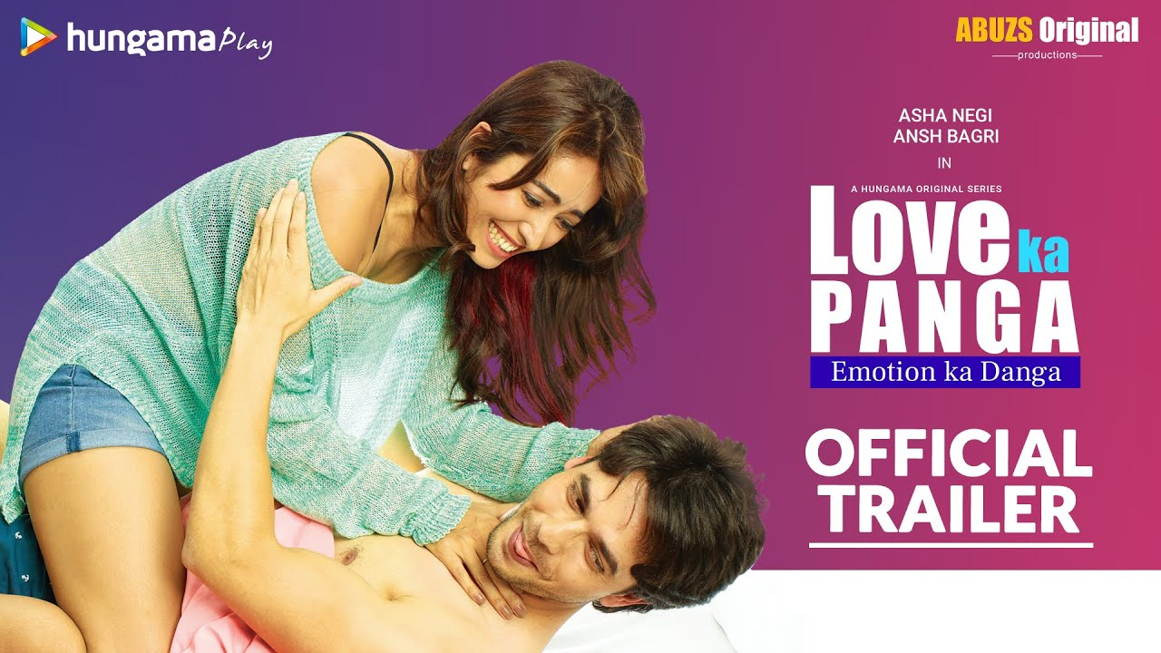 Love Ka Panga 2020 Hindi Official Trailer 1080p HDRip 39MB Download