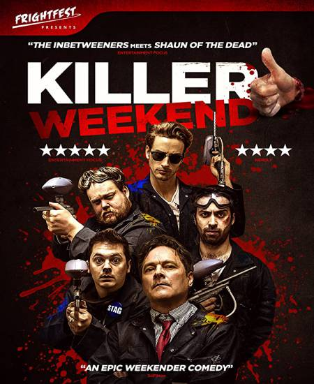 Killer Weekend 2020 [English] HDRip 480p   720p HD