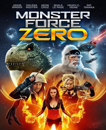 Monster Force Zero 2020 [English] HDRip 480p   720p HD