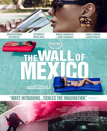 The Wall of Mexico 2020 [English] HDRip 480p   720p HD