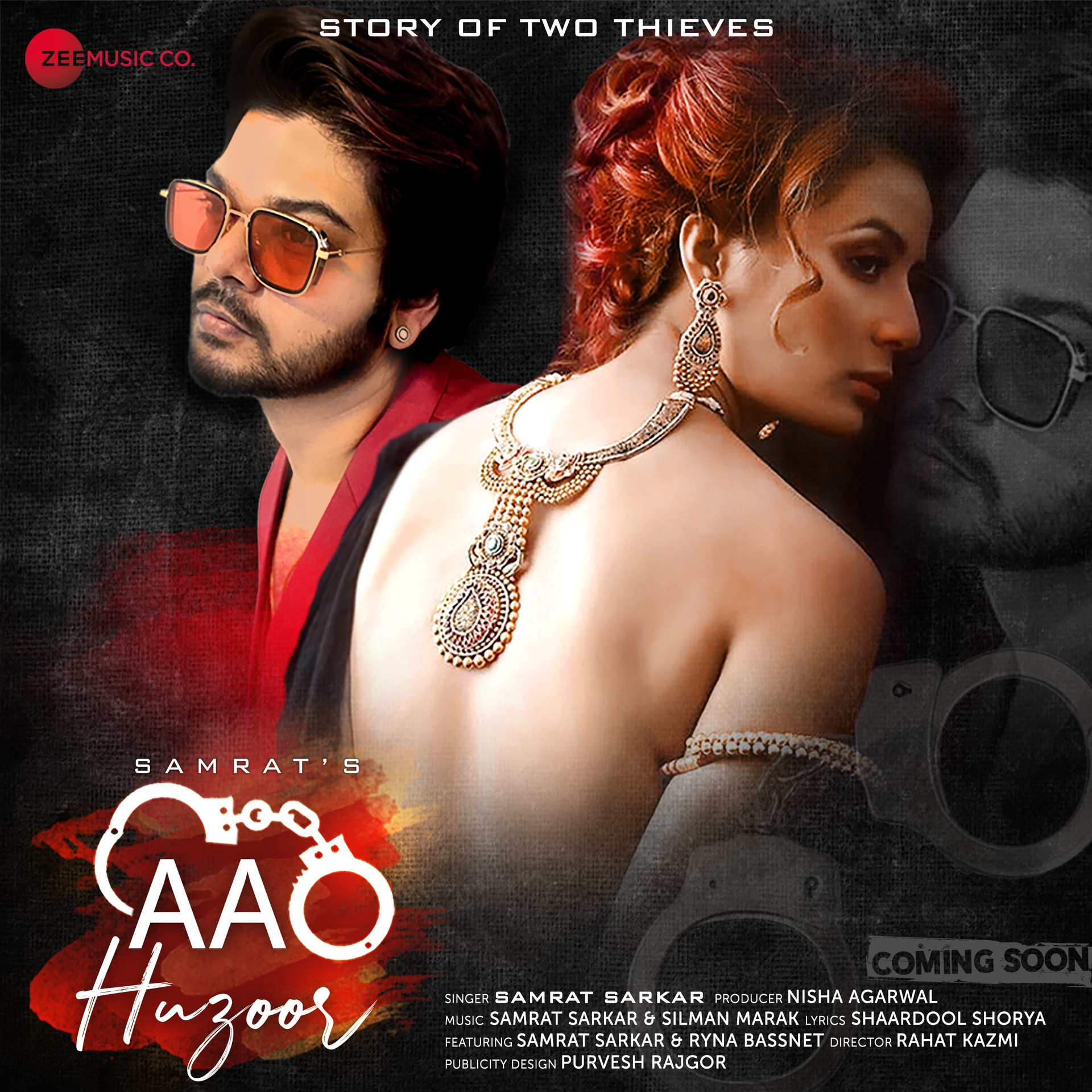 Aao Huzoor By Samrat Sarkar Official Music Video 1080p HDRip 57MB Download