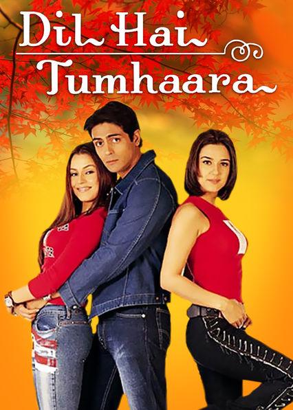Dil Hai Tumhaara 2002 Hindi 720p HDRip 1175MB ESubs Download