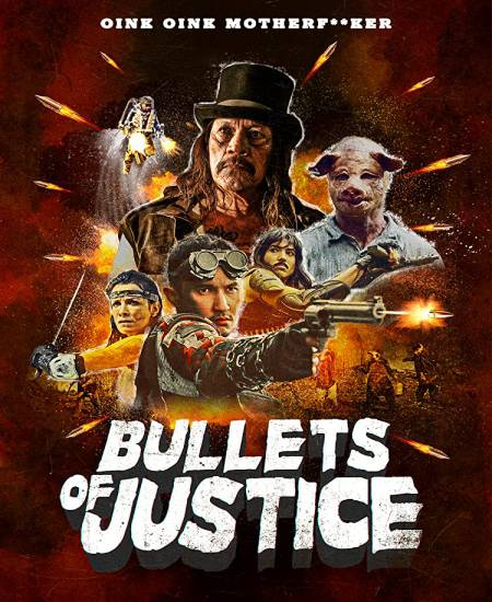 Bullets of Justice 2020 [English] HDRip 480p | 720p HD ESubs