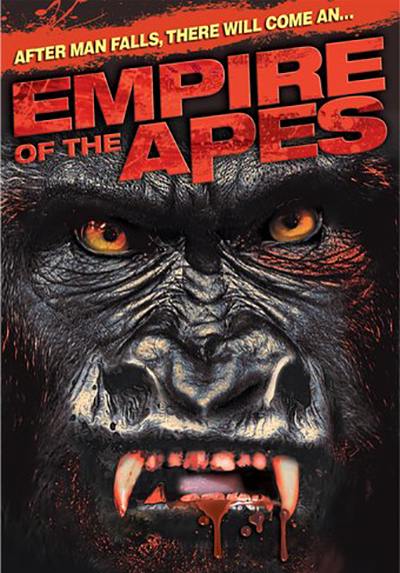 Empire Of The Apes 2013 Hindi Dual Audio 720p HDRip 710MB Download