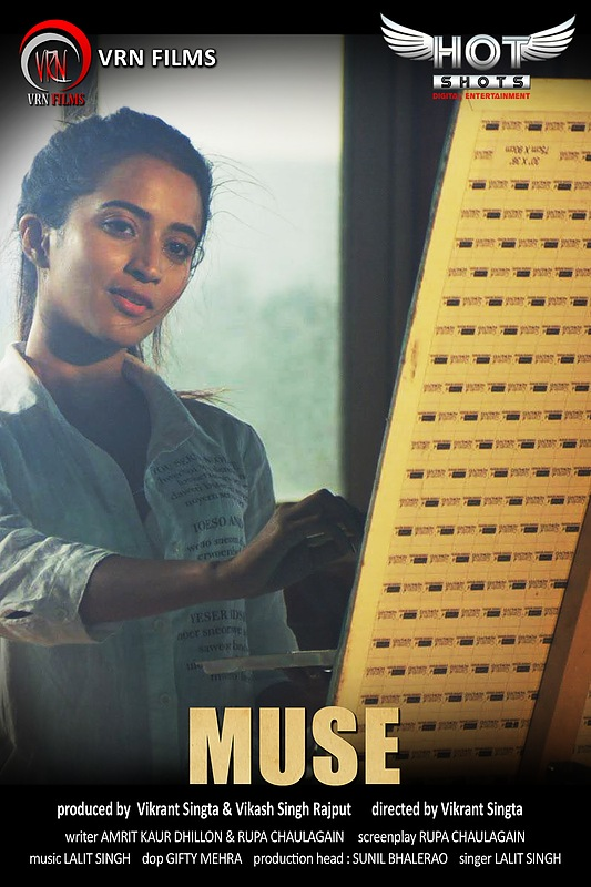 Muse (2020) HotShots Originals Hindi Short Film 720p HDRip 160MB Download